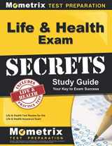 9781609719883-1609719883-Life & Health Exam Secrets Study Guide: Life & Health Test Review for the Life & Health Insurance Exam (Mometrix Secrets Study Guides)