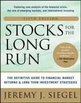 9780071800518-0071800514-Stocks for the Long Run 5/E:  The Definitive Guide to Financial Market Returns & Long-Term Investment Strategies