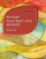 9781285860190-1285860195-Microsoft Visual Basic 2015: RELOADED
