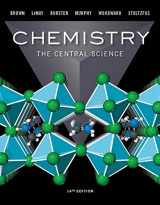 9780134292816-0134292812-Chemistry: The Central Science Plus Mastering Chemistry with Pearson eText -- Access Card Package (14th Edition)