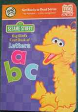 Big Birds First Book of Letters