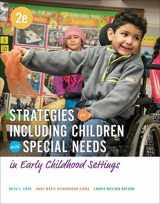 9781305960695-1305960696-Strategies for Including Children with Special Needs in Early Childhood Settings