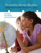 9781305960541-1305960548-Powerful Social Studies for Elementary Students