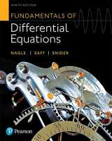 9780321977069-0321977068-Fundamentals of Differential Equations