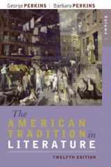 9780077239053-0077239059-The American Tradition in Literature, Volume 2 (book alone)