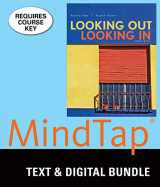 Bundle: Looking Out, Looking In, Loose-leaf Version, 15th + MindTap Speech, 1 term (6 months) Printed Access Card
