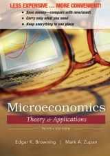 9780470404089-0470404086-Microeconomics: Theory & Applications