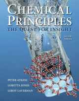 9781464183959-1464183953-Chemical Principles: The Quest for Insight