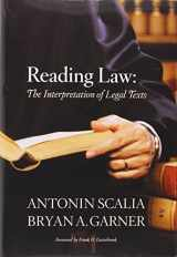 9780314275554-031427555X-Reading Law: The Interpretation of Legal Texts