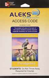 ALEKS 360 Access Card (18 weeks) for Prealgebra