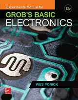 9781259190407-1259190404-Experiments Manual for use with Grob's Basic Electronics (Engineering Technologies & the Trades)