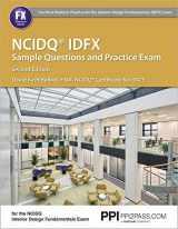 9781591265269-1591265266-NCIDQ IDFX Sample Questions and Practice Exam
