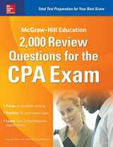 9781259586293-1259586294-McGraw-Hill Education 2,000 Review Questions for the CPA Exam