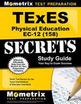 9781610729611-1610729617-TExES Physical Education EC-12 (158) Secrets Study Guide: TExES Test Review for the Texas Examinations of Educator Standards