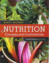 9781337349819-133734981X-Bundle: Nutrition: Concepts and Controversies, Loose-Leaf Version, 14th + Diet and Wellness Plus, 1 term (6 months) Printed Access Card, 14th Edition