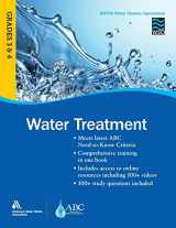 9781625761255-1625761252-Water Treatment Grades 3 and 4 WSO: AWWA Water System Operations WSO