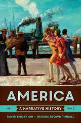 9780393265958-0393265951-America: A Narrative History (Tenth Edition) (Vol. 2)