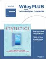 9781119309499-1119309492-Statistics: Unlocking the Power of Data, 2nd Edition WileyPLUS Registration Card + Loose-leaf Print Companion