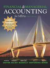 FINANCIAL & MANAGERIAL ACCOUNTING FOR MBAS 5