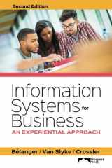 9781943153015-1943153019-Information Systems for Business An Experiential Approach