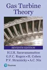 9781292093093-1292093099-Gas Turbine Theory (7th Edition)