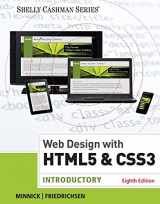 9781305585768-1305585763-Web Design with HTML & CSS3: Introductory (Shelly Cashman Series)