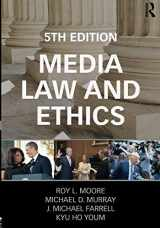 9781138282469-1138282464-Media Law and Ethics (Routledge Communication Series)