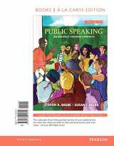 9780134401614-0134401611-Public Speaking: An Audience-Centered Approach, Books a la Carte Edition (10th Edition)