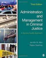 9781506361529-1506361528-Administration and Management in Criminal Justice: A Service Quality Approach