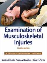 9781450472920-1450472923-Examination of Musculoskeletal Injuries With Web Resource 4th Edition (ATHLETIC TRAINING EDUCATION SERIES)