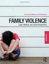Family Violence: Legal, Medical, and Social Perspectives