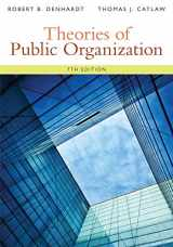 9781285436333-1285436334-Theories of Public Organization