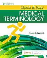 9780323595995-0323595995-Quick & Easy Medical Terminology