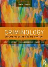 9781138601796-1138601799-Criminology: Explaining Crime and Its Context