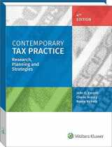 Contemporary Tax Practice:  Research, Planning and Strategies (4th Edition)