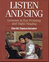 9780028706658-002870665X-Listen and Sing: Lessons in Ear-Training and Sight-Singing