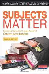 9780325050836-032505083X-Subjects Matter, Second Edition: Exceeding Standards Through Powerful Content-Area Reading