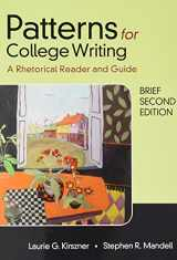Patterns for College Writing, Brief Edition