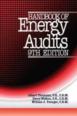 9781466561625-1466561629-Handbook of Energy Audits, Ninth Edition