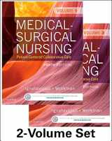 Medical-Surgical Nursing: Patient-Centered Collaborative Care, 2-Volume Set, 8e