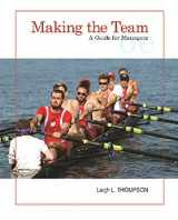 9780134484204-0134484207-Making the Team: A Guide for Managers
