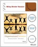 9781118153338-1118153332-Organizational Behavior