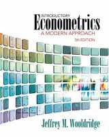 9781111531041-1111531048-Introductory Econometrics: A Modern Approach (Upper Level Economics Titles)
