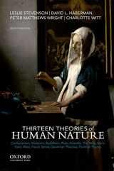 9780190604721-0190604727-Thirteen Theories of Human Nature