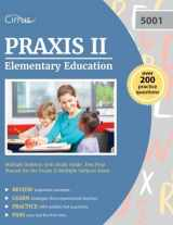 9781635301649-1635301645-Praxis II Elementary Education Multiple Subjects 5001 Study Guide: Test Prep Manual for the Praxis II Multiple Subjects Exam