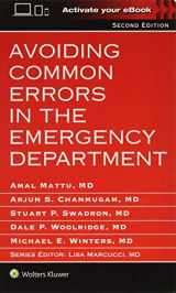 9781496320742-1496320743-Avoiding Common Errors in the Emergency Department