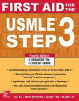 9780071825962-0071825967-First Aid for the USMLE Step 3, Fourth Edition (First Aid USMLE)