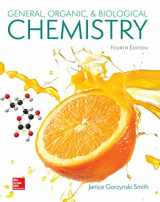 9781260194777-1260194779-Loose Leaf for General, Organic, & Biological Chemistry
