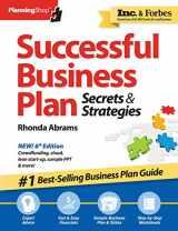 9781933895468-1933895462-Successful Business Plan: Secrets & Strategies (Planning Shop)