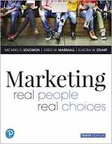 9780135209929-0135209927-MyLab Marketing with Pearson eText -- Access Card -- for Marketing: Real People, Real Choices (10th Edition)